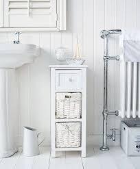 Bathroom Storage White Best 25 Narrow Bathroom Cabinet Ideas On Pinterest Tall