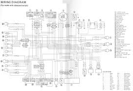 yamaha wiring color codes wiring diagram byblank
