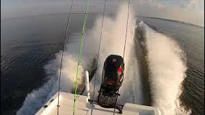 suzuki df 225 v6 outboard take off youtube