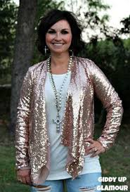 Gold Sequin Cardigan Lozenge Gold Sequins Jacket Gold Sequin Jacket And Products