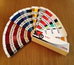 the colour matching process car colour services