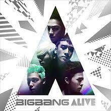 Big Photo Album Alive Big Bang Album Wikipedia