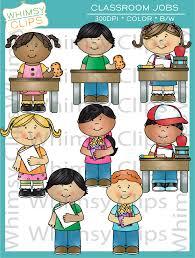 classroom jobs cliparts free download clip art free clip art