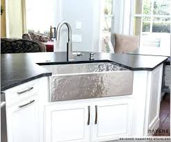 36 stainless steel farmhouse sink innovative 36 inch kitchen sink and 28 kitchen faucets for stainless