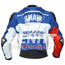 blue motorbike jacket jorge lorenzo motorbike racing leather jacket henitt motorbike