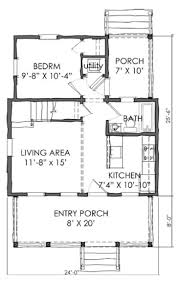 Katrina Cottages Floor Plans 210 Best Cottage Plans Images On Pinterest Small Houses Small