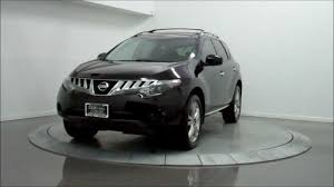 nissan murano aux input 2009 2009 nissan murano le awd youtube