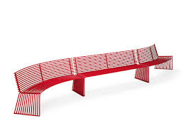 Outdoor Bench Furniture by Furniture For Outdoor Areas Contract Design
