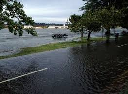 what is high tide flooding
