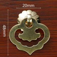 Brass Ring Pulls Cabinet Hardware by Popular Bronze Ring Pull Buy Cheap Bronze Ring Pull Lots From