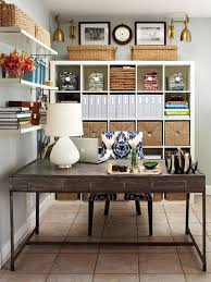 Decorating Chic Small Home Office Interior Design And Decorating - Decorating ideas for home office