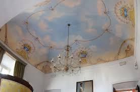 soffitti dipinti dipinti murali su soffitti di pigmenta arte murale homify