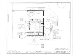 Frank Lloyd Wright Floor Plan File Rancho Guajome Floorplan Gif Wikimedia Commons