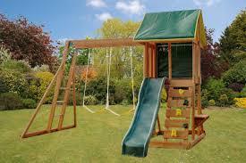 big backyard premium wooden swing sets u0026 kids play systems