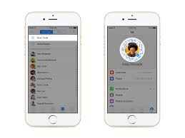 facebook messenger launches scannable profile codes just like
