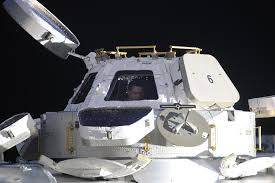 Cupola Images Astronaut Chris Cassidy Inside Station Cupola Nasa