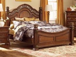 King Size Poster Bedroom Sets Wooden Four Poster Bed Orleans Ii Bedroom Set King Size Canopy