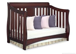 Coventry Convertible Crib by Cherry Wood Crib Cribs Decoration