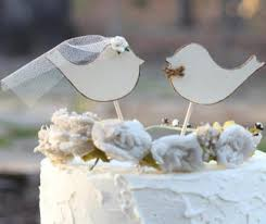bird cake topper 21 unique bird wedding cake toppers