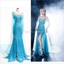 elsa costume 2016 newest elsa costume frozen princess elsa dress frozen costume