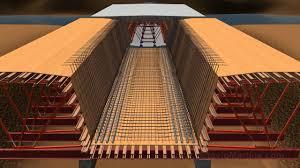 bridge construction incremental launching 3d animation youtube