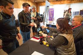 Sundance Film Festival volunteers find sense of community with their