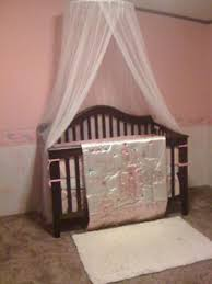 Madison Pottery Barn Crib Madison Nichole Gauzy White Canopy Over Our Little Princess U0027 Baby