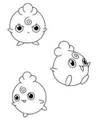 jigglypuff pokemon coloring page kids eat free pinterest