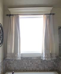 bathroom curtains bathroom curtains for small windows decorating