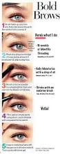 15 tips and tricks on how to get thick eyebrows gurl com