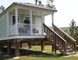 Katrina Homes Katrina Cottage Weathers Hurricane Isaac Fema Gov