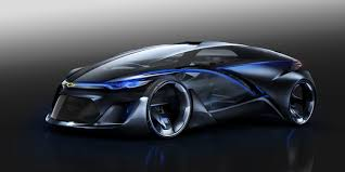 future cars 2020 this chevrolet fnr concept car is science fiction made real