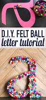 how to make decorative letters for your walls designer trapped