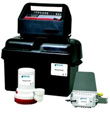 water powered backup sump pump spbb battery backup system xylem applied water systems united