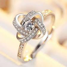 daimond ring designer diamond ring at rs 35000 diamond rings id
