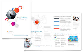 Plain Brochure Template by Free Brochure Templates Free Brochure Designs