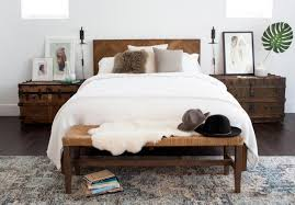 Acacia Bedroom Furniture by Bed Frames Westelm Bed Crate And Barrel Discontinued Bedroom