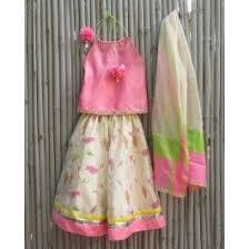 130 best kids lehengas images on pinterest indian dresses