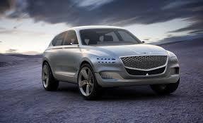 bentley concept car 2016 genesis gv80 concept photos and info news car and driver