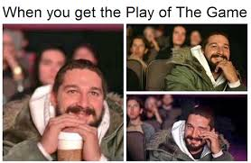 The Game Meme - when you get the play of the game overwatch know your meme