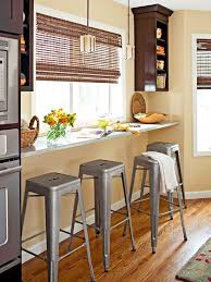 Kitchen Table For Small Spaces Best 25 Small Kitchen Bar Ideas On Pinterest Small Kitchen