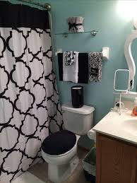 Black And White Bathroom Decorating Ideas Marvelous Best 25 Bathroom Decor Ideas On Pinterest At