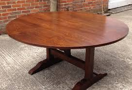 Large Oak Kitchen Table by Oak Round Dining Table Oak Round Dining Table Oak Furniture Oak