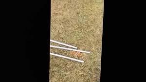 diy lacrosse goal diy lacrosse goal backstop for under 150 00 youtube
