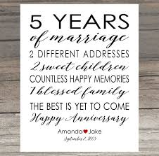 15 year wedding anniversary gift the 25 best 5 year anniversary gift ideas on 5 year