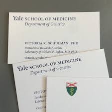 yale business card vkschulman yale business card career network for student