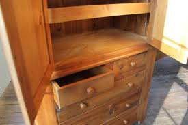 Wood Armoire Wardrobe Best Bedroom Armoire Ideas U2014 All Home Ideas And Decor