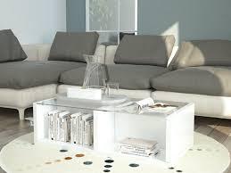 Wohnzimmertisch Quadratisch Glas Couchtisch Weiß Hochglanz Glas Möbel Ideen U0026 Innenarchitektur