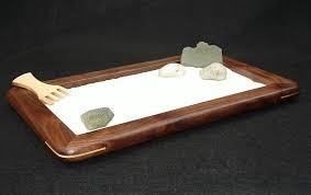 mini zen gardens table top zen gardens bob u0027s woodcrafts41