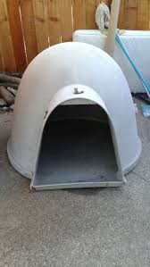 large igloo dog house dogloo for sale in duncanville tx